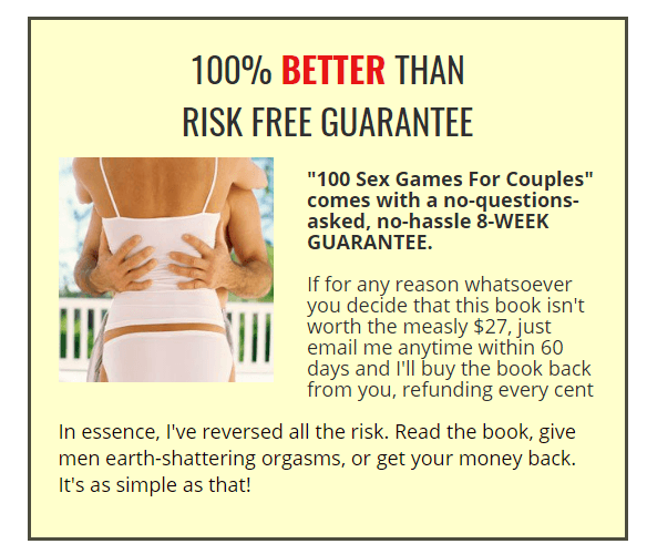 100 Great Sex Games for Couples Review 2