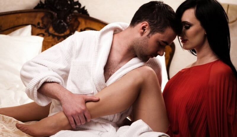 Secrets Of Flirting With Men everlasting passion