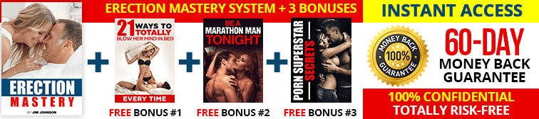 Erection Mastery and Bonuses