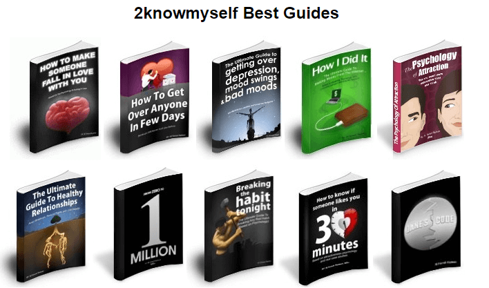 2knowmyself Best Guides
