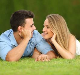 Couple-Grass-Outdoor