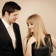 Date flirt and love concept