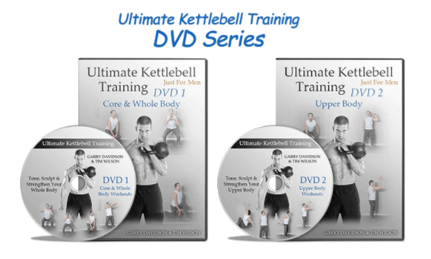 Ultimate Kettlebell Workouts DVD Series