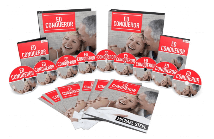 The Ed Conqueror program to solve your arousal issues.