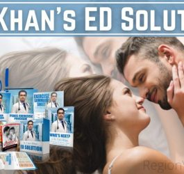 Dr Khan's ED Solution Is The Answer For Good Pleasure