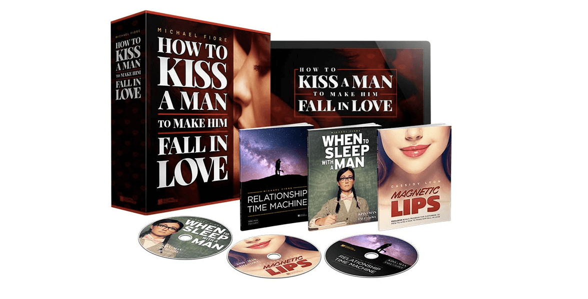 How to Kiss A Man To Make Him Fall In Love - The Program