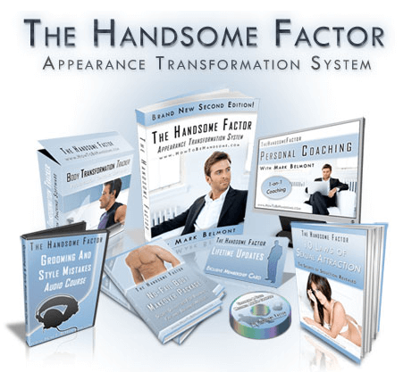 handsome inspite of your genetics! learn how!