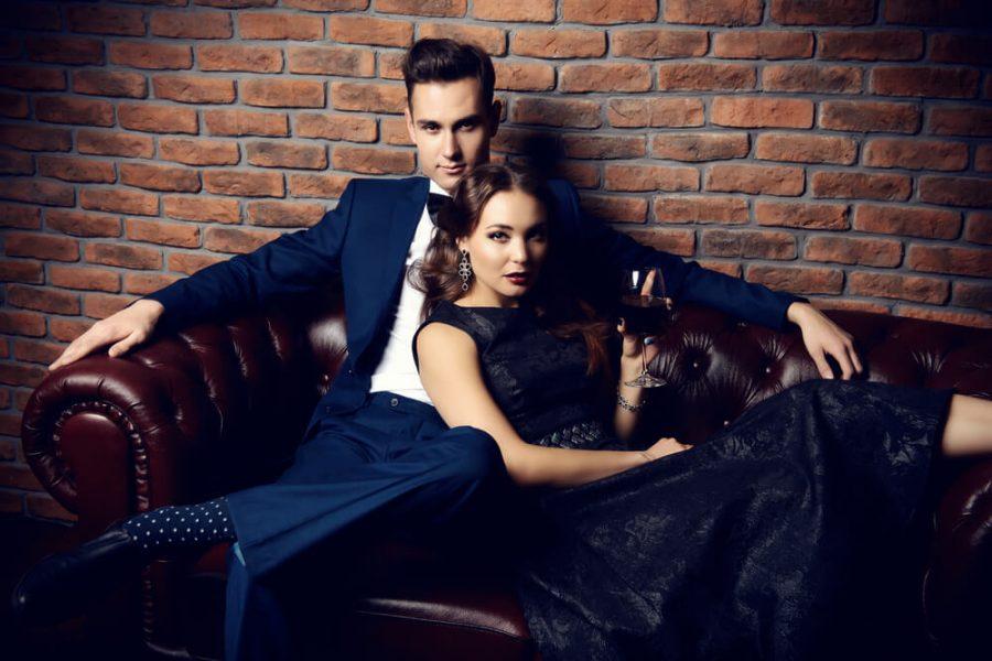 gorgeous couple