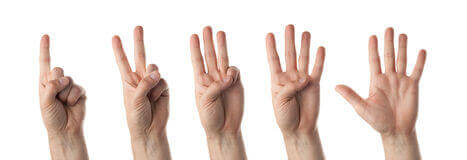 male-hands-counting