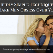 Video techniques on how to get the man of your dreams